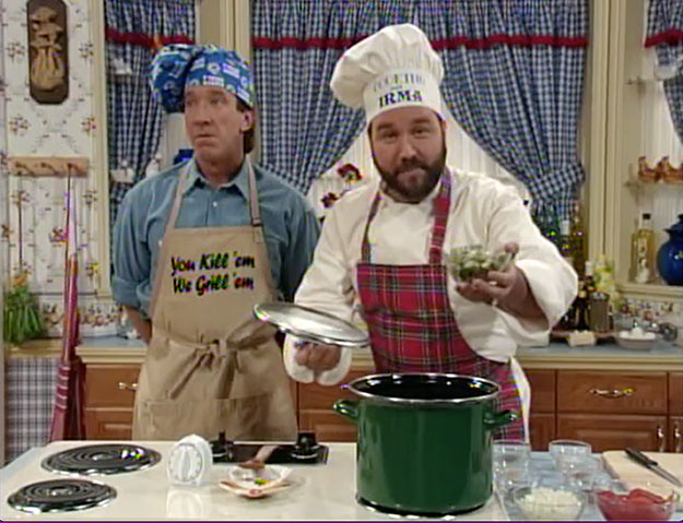 Too Many Cooks (1994) | Home Improvement