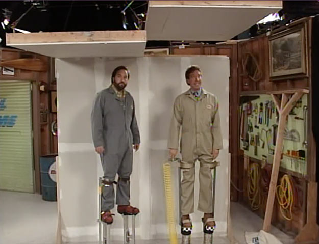 Back in the Saddle Shoes Again (1994) | Home Improvement