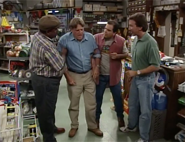 Death Begins at Forty (1994) | Home Improvement