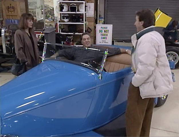 Brother, Can You Spare a Hot Rod?