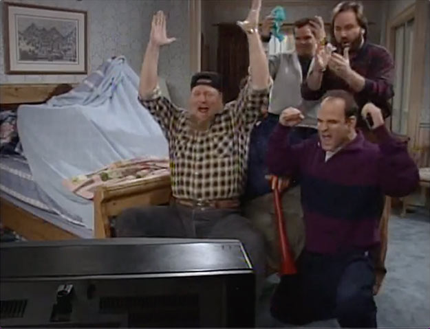 Super Bowl Fever (1995) | Home Improvement