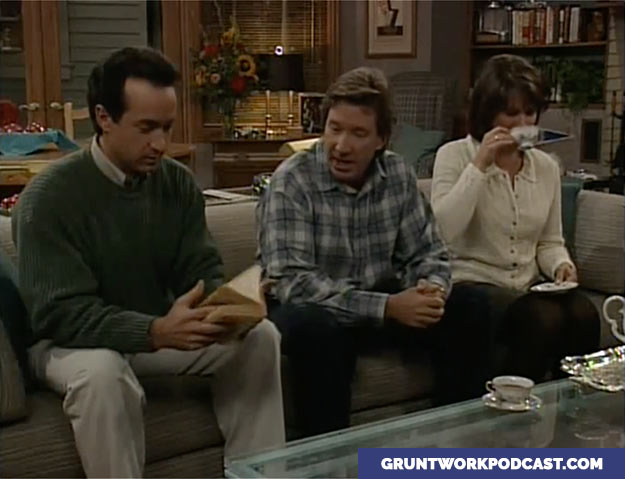 Her Cheatin' Mind (1995) | Home Improvement