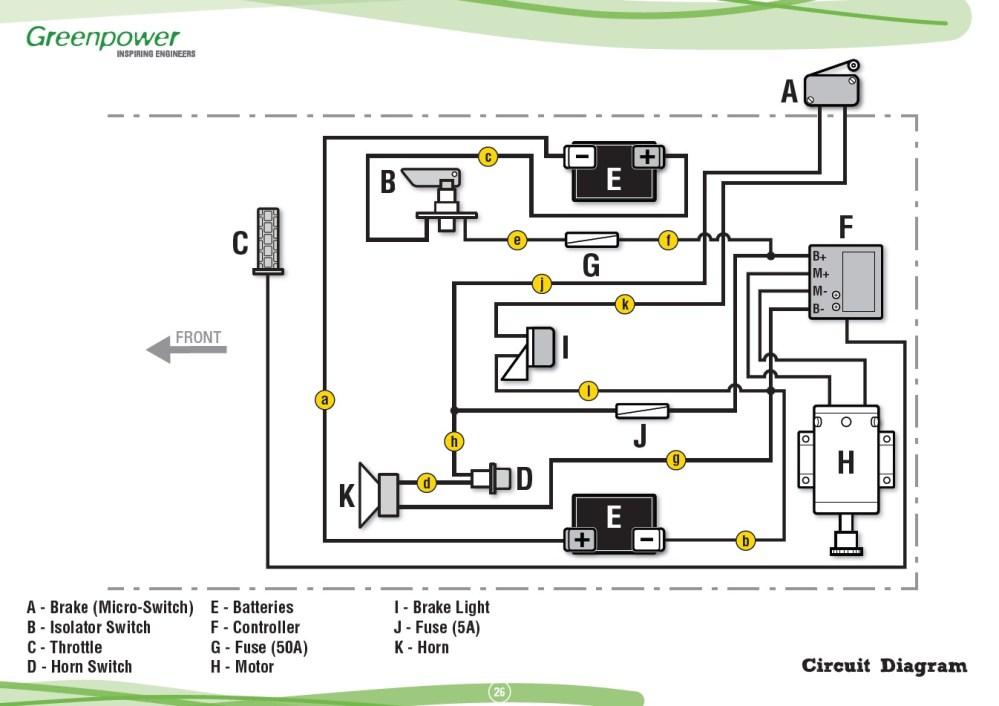 medium resolution of speed controller by greenpower