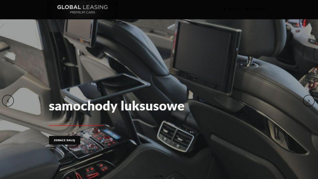 GlobalLeasing Premium Cars