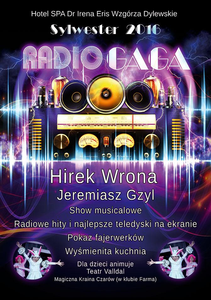 """DrEris Spa – Bal Sylwestrowy """"Radio Gaga"""""""