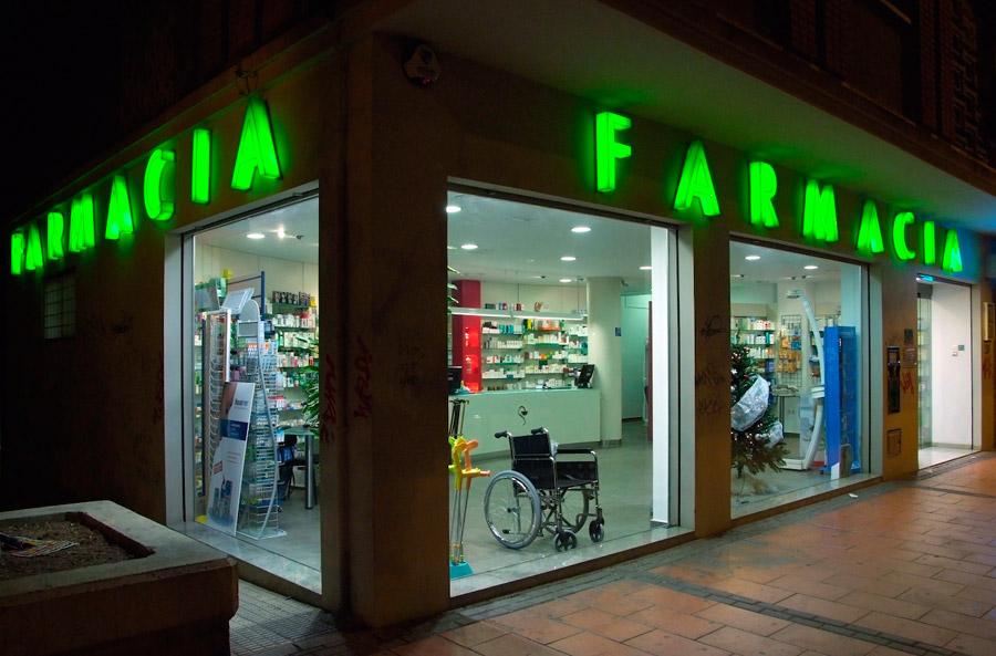 GRUPOFARMA reformas y mobiliario de farmacias