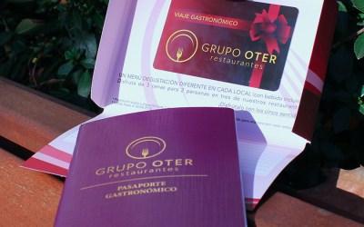 Regala gastronomía, regala Grupo Oter