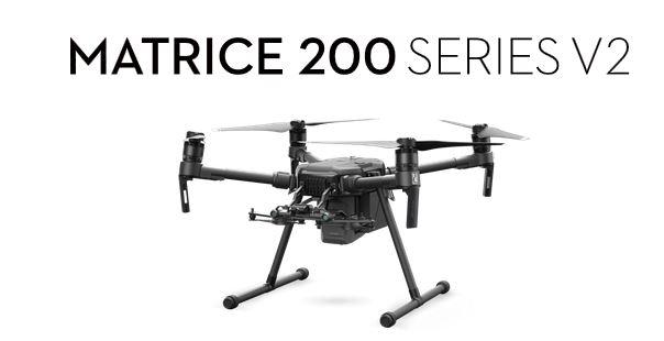 Topografía con drones: elija el mejor modelo de Matrice