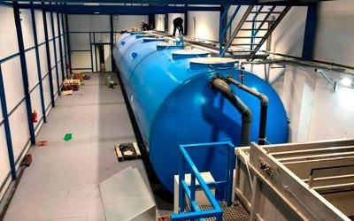 Grupo ALCON-3 comprometido con el tratamiento de residuales en Marruecos