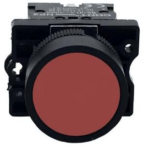 botão pulsar vermelho