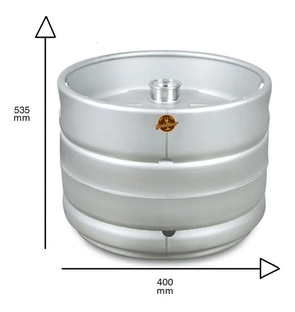 barril de chopp