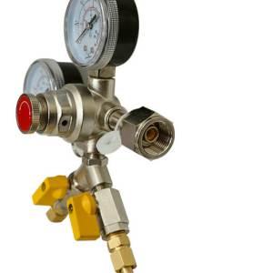 Regulador de pressão cO² choppeira