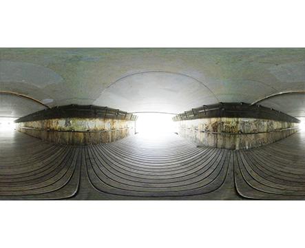 Imagen 360 Interior tunel VR miniatura