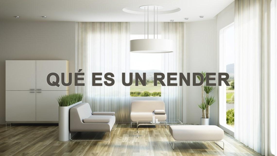 Que es un render blog grupoaudiovisual 3d modelado renderizado
