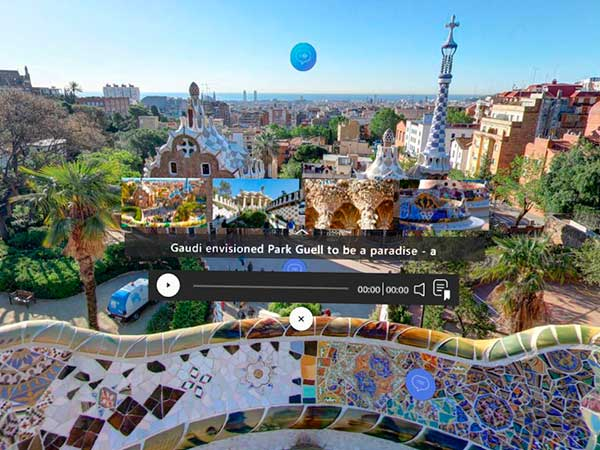 Tour-Virtual-Park-Guell