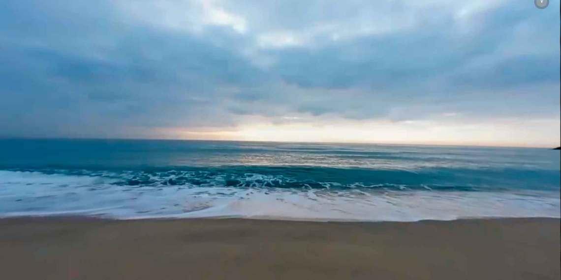 Vídeo mar mediterraneo