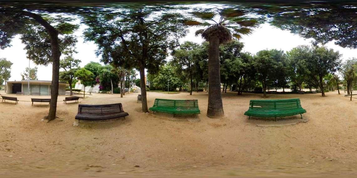 Parque central mataro