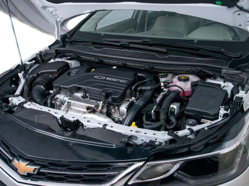 CHEVROLET CRUZE 1.4 TURBO SPORT6 LTZ 16V FLEX 4P AUTOMÁTICO full