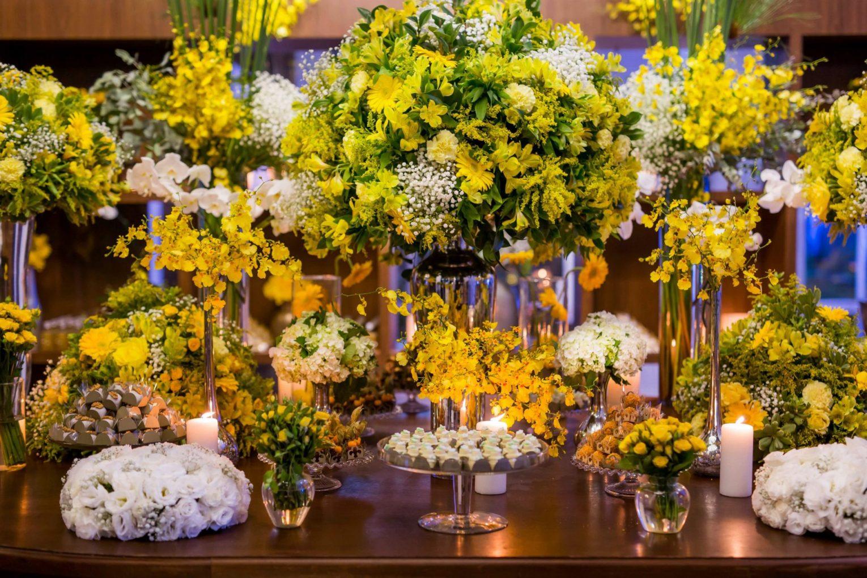 Decoração de casamento: Inspirações Amarelas!