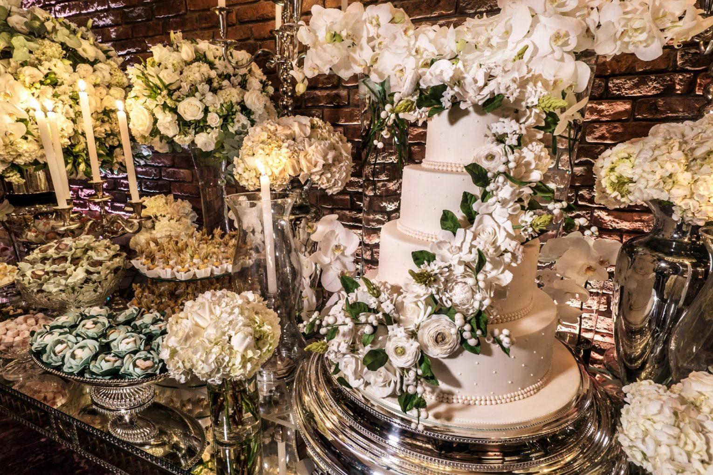 Decoração de Casamento – Inspirações Brancas!