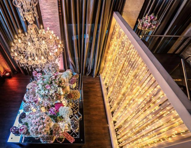 buffet para casamento tenerife