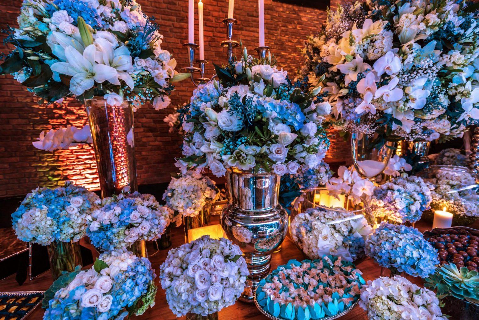 Decoração de Casamento Azul: Inspire-se!