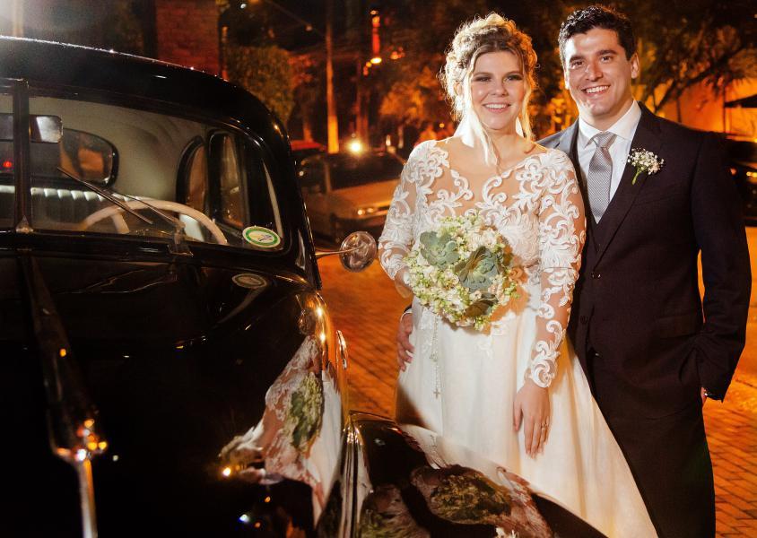 Casamento Real – Aline e Luis