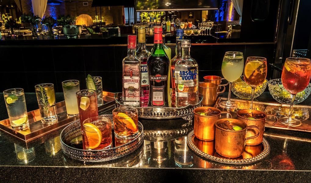 Bar de Casamento: As bebidas que não podem faltar no seu!