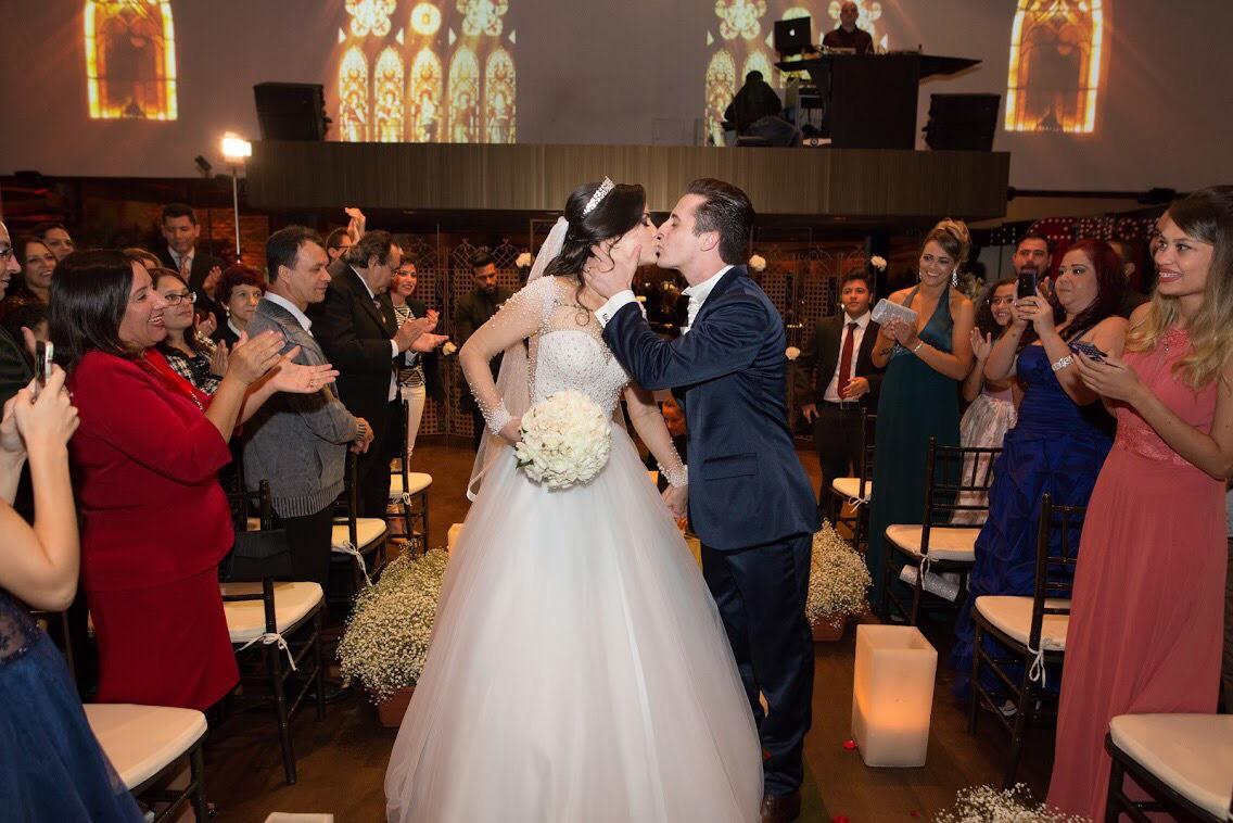 Casamento Real –  Kátia e Fábio