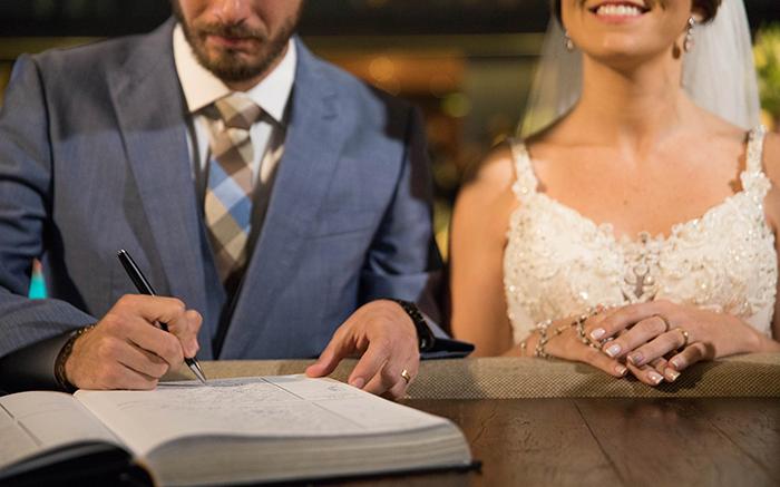 Tipos de Cerimônia de Casamento