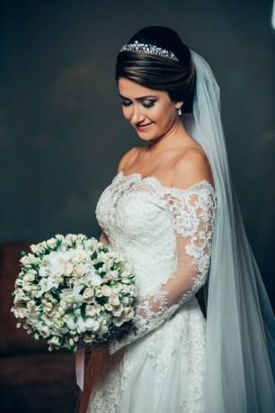 vestido de noiva Foto:Everton Rosa