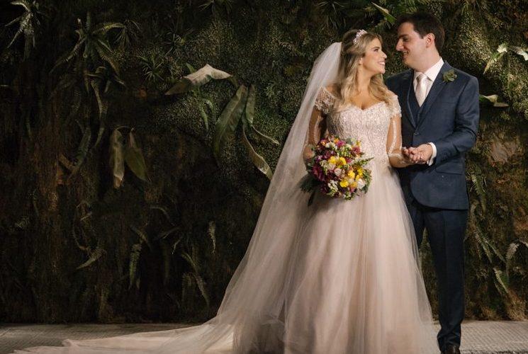 Casamento Real – Stefanie e Mauricio