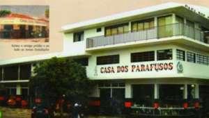 (Casa dos Parafusos após reforma ocorrida no ano 2000)