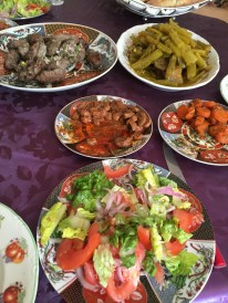 Lunch in Soukh el Arba