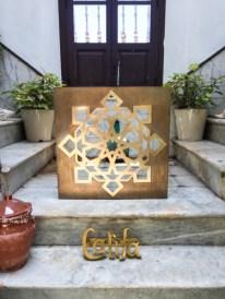 Califa display