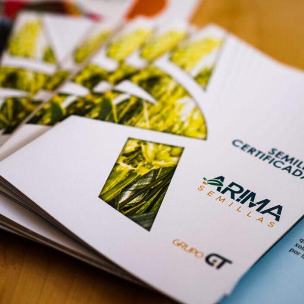 Semillas certificadas Arima Semillas