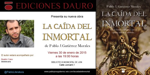 LA CAIDA DEL INMORTAL_invitacion JUN