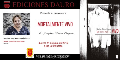 MORTALMENTE VIVO_invitacion11-6-15