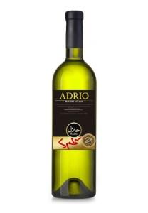 ADRIO WHITE Albariño Albariño favor Dry