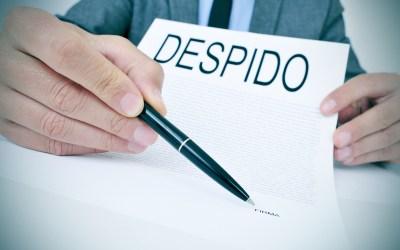 Despido y la ley de protección de datos