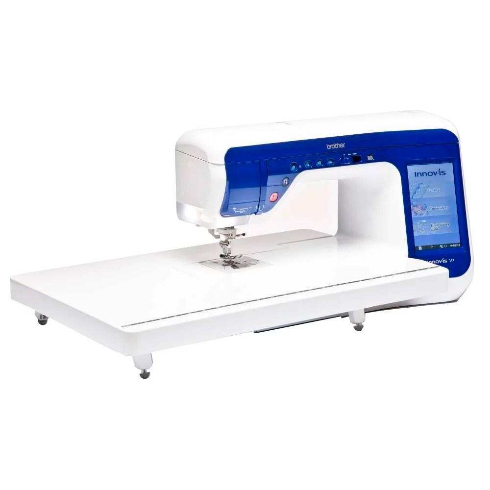 Máquina de bordar y coser BROTHER INNOV-IS V7 | Grupo FB