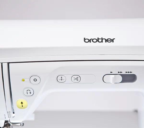 Máquina de coser electrónica BROTHER INNOV-IS 1100   Grupo FB
