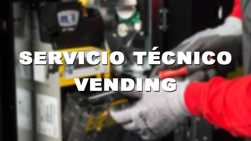 servicio técnico vending en alicante