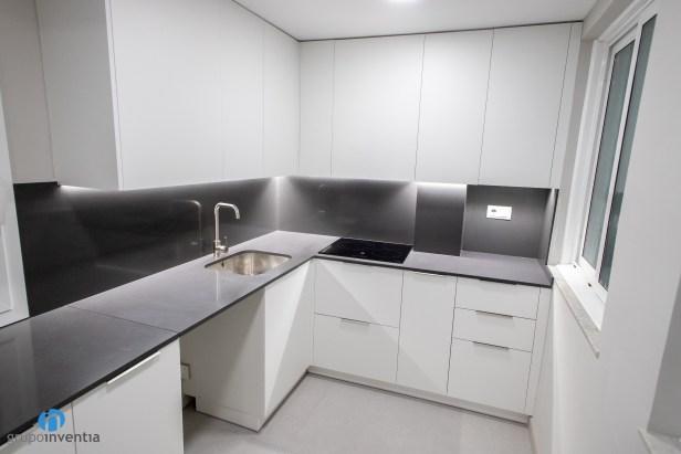 diseño moderno de cocina
