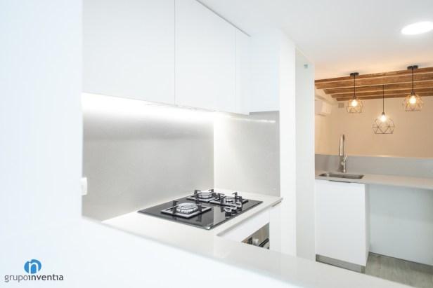 armario cocina blanco