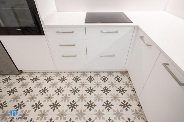 suelo cocina hidraulico