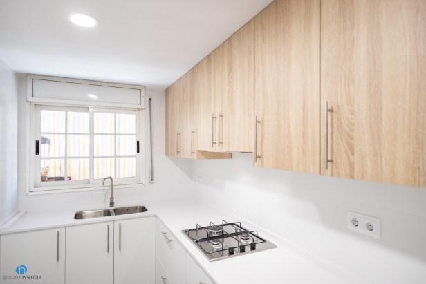 diseño reforma de cocina