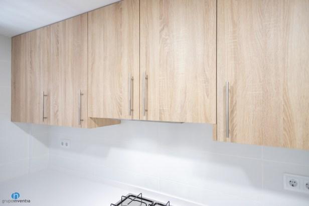 armario cocina madera