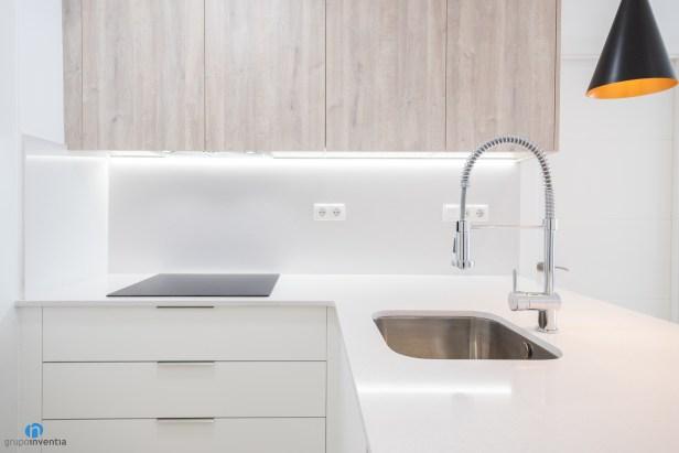 muebles cocina blanco