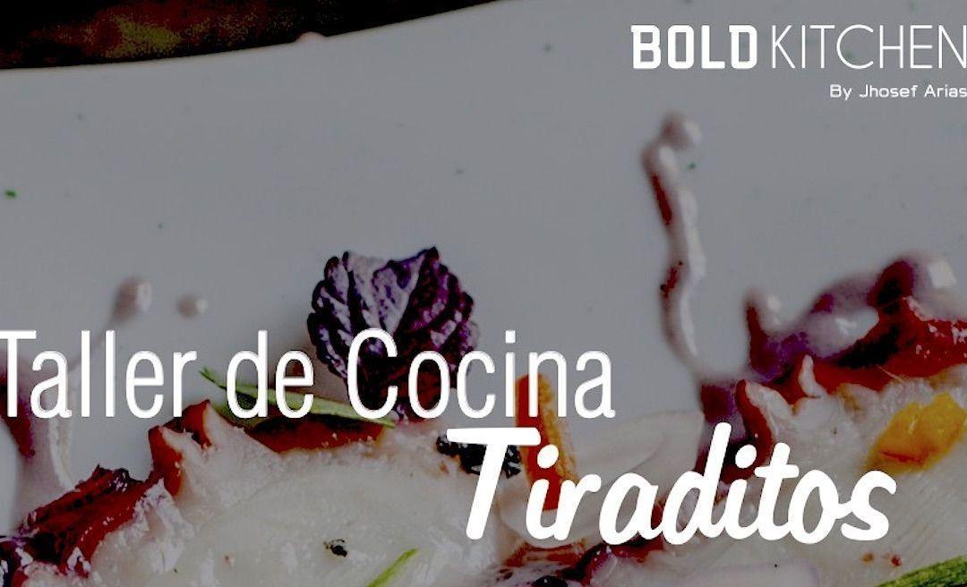 Taller de Cocina de Tiraditos en Madrid – 13 Febrero 2019